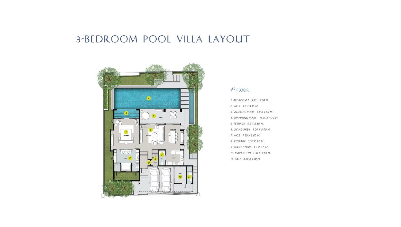 Hua Hin Luxury Pool Villa