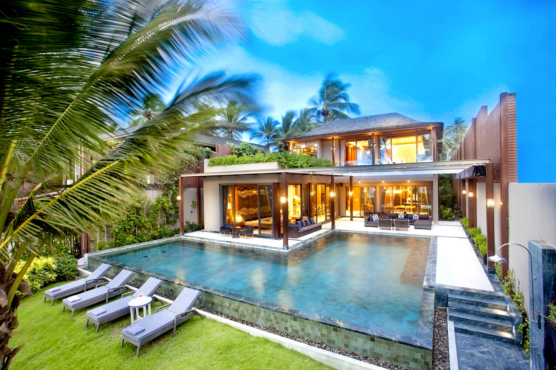 Two Bedroom Pool Villa Phuket