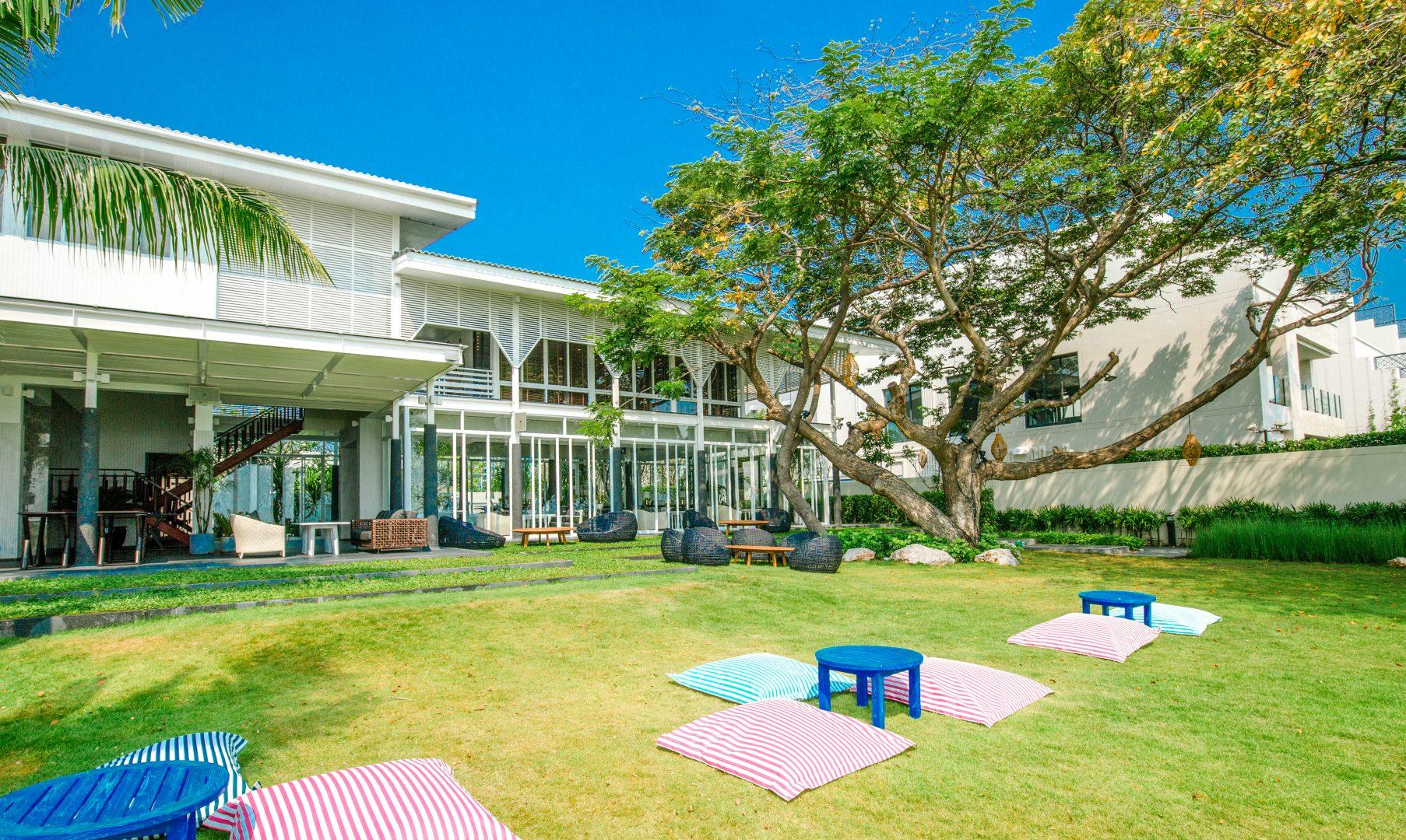 Baan Chok Beachfront Restaurant Hua Hin – Baba Beach Club