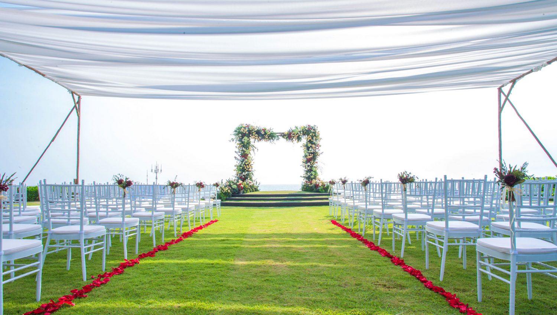beach wedding hua hin