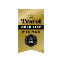 Luxury Travel Gold List awards