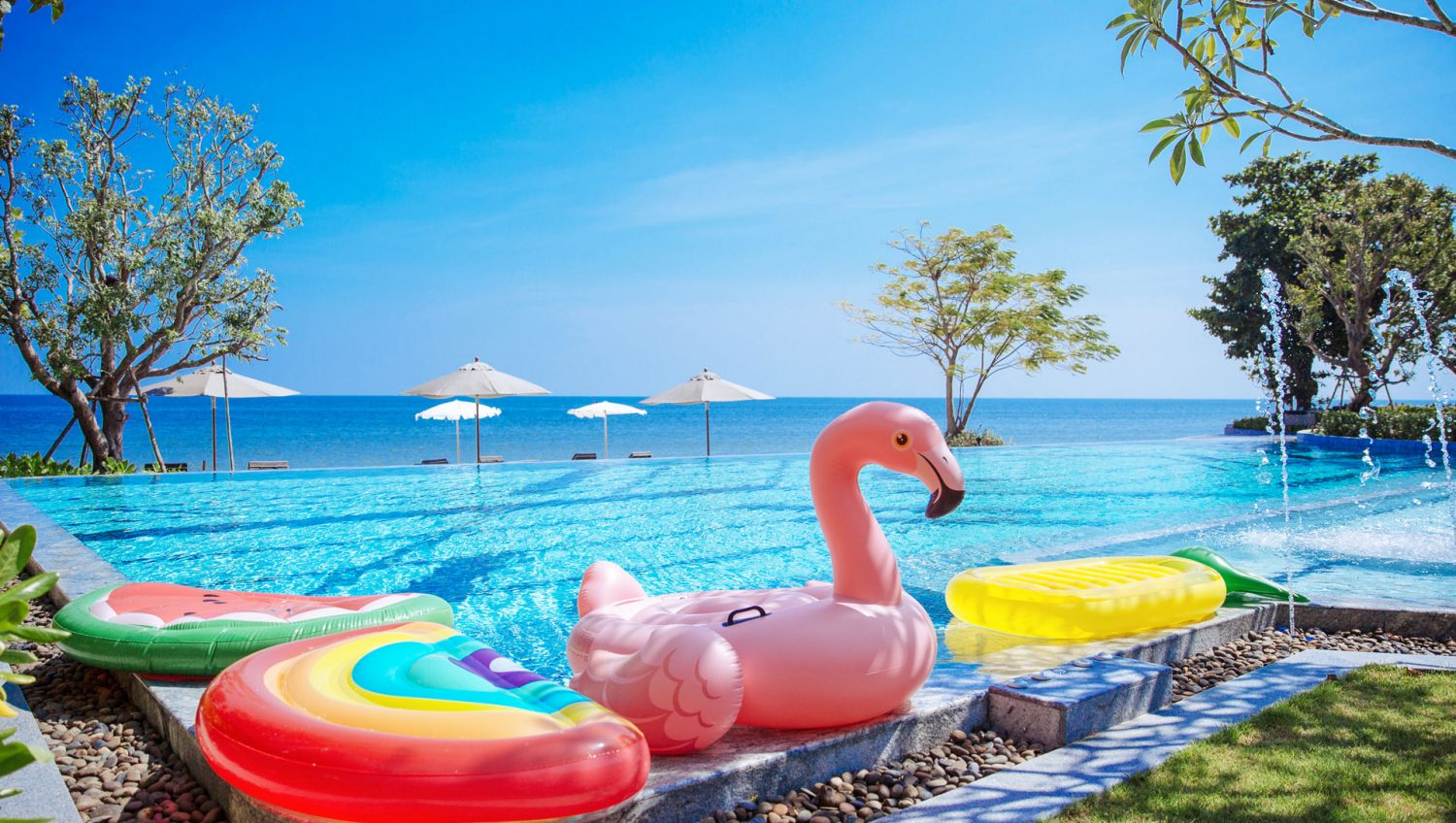 Exclusive Luxury Beach Club Hotel Private Residences In Hua Hin Thailand