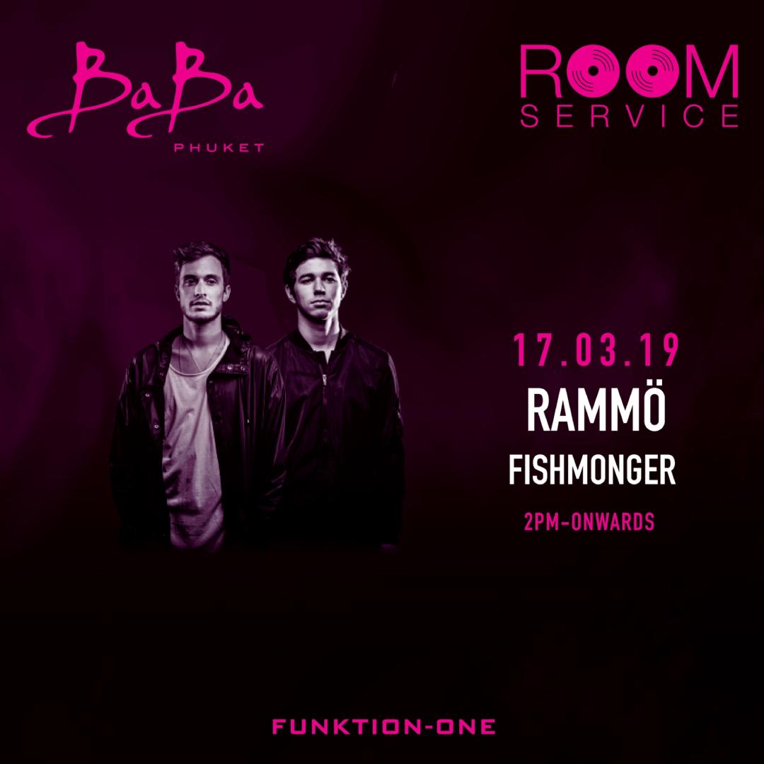 Room Service: Rammö