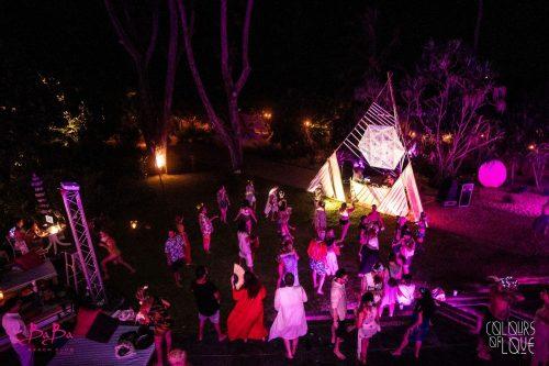 Colours of Love 2019 at Baba Beach Club Thailand
