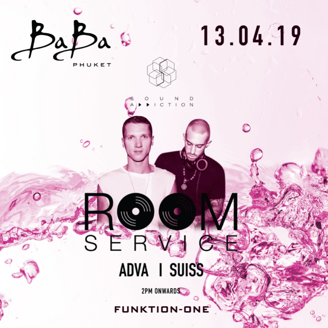 Songkran Festivel 2019 Baba Beach Club Phuket