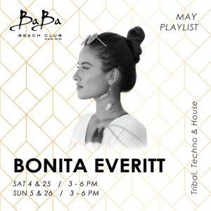 Baba_Beach_Club_Huahin_DJ_Bonita_2019
