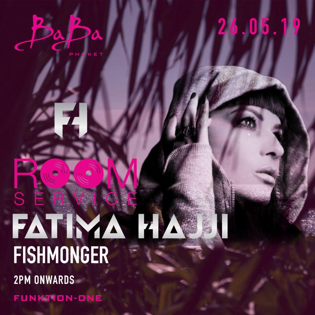 Room Service: Fatima Hajji