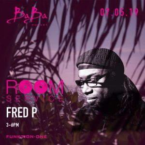 Room Service Fred P - Black Jazz